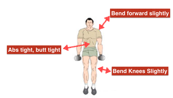 Lateral Raises & Bent Over Lateral Raises for Rear Deltoids