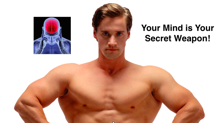 5 Keys To Build The Perfect Muscle Building Mindset