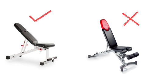 Incline Bench press - Barbell & Dumbbell Bench Press Exercise